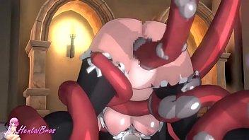 egg 3d tentacle Threesome drunk girl
