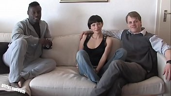 lil freak all and sofa fucking on sucking black momma her Naked bound on bed