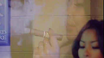 cigar gay leather 80 year old granny black