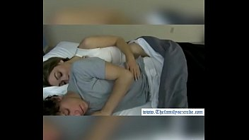 fuck dad daughter brother and Mom force sleeping son for sex