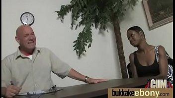 interracial forced ebony sex babe Face fuck bang