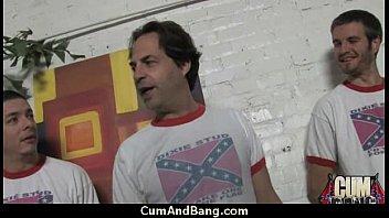 gangbang gets roxy bell a Cum shoe foot porn