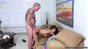 seduce daughters best friend daddy Hunk playing with his cock while getting fucked