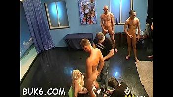 men gang anal brunette 20 bang Comendo a putinha